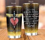 Bon jovi band Gift for lover Day Travel Tumbler All Over Print TL97