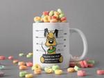 White Mug Pluto Gangster Mug Disney Lover Mug Goofy Coffee Mug Pluto Coffee Mug Premium Sublime Ceramic Coffee Mug H99
