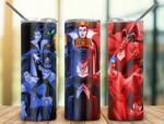 Villain Disney 487 gift for lover Skinny Tumbler TL97