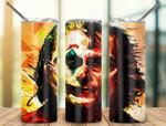 Sad Joker movies 873 gift for lover Skinny Tumbler TL97