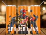 Spider Man Marvel movies 935 gift for lover Skinny Tumbler TL97