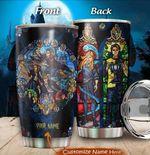 Custom name Harry Potter Ronald Weasley Hermione Granger Gift for lover Day Travel Tumbler All Over Print TL97