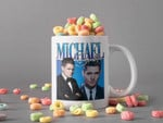 White Mug Michael Buble Mug Michael Steven Bubl�� Mug Home Song Mug Country Music Lover Gifts Premium Sublime Ceramic Coffee Mug H99