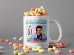 White Mug Retro Vintage Chandler Bing Mug Matthew Perry Mug Friend TV Shows Mug Premium Sublime Ceramic Coffee Mug H99