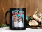 Black Mug Tom Holland Mug Thomas Stanley Holland Mug English Actor Mug English Dancer Mug Tom Holland Lover Premium Sublime Ceramic Coffee Mug H99