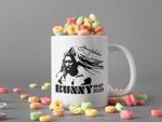White Mug Bunny Wailer 1947 2021 Jamaican Singer Songwriter And Percussionist, Reggae Music The Wailers Band Premium Sublime Ceramic Coffee Mug H99