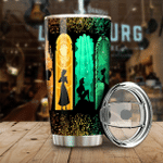 All Disney Princess Characters Art 102 Gift for lover Day Travel Tumbler All Over Print TL97
