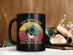 Black Mug That Wasn't Very Plus Ultra Of You Mug Midoriya Izuku Mug My Hero Academia Mug Retro Vintage Premium Sublime Ceramic Coffee Mug H99
