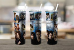 Vampire Movies Lover movies 216 gift for lover Skinny Tumbler TL97