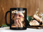 Black Mug Bad Bunny Play Boy Mug Benito Antonio Mart��nez Ocasio Mug Puerto Rico Rapper Mug Hip Hop Legend Premium Sublime Ceramic Coffee Mug H99