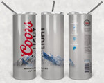 Coor Light drink A6868 gift for lover Skinny Tumbler TL97