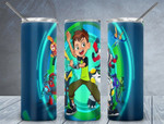 Ben cartoon movies 510 gift for lover Skinny Tumbler TL97