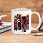 White Mug Marvel Magneto X Men Premium Sublime Ceramic Coffee Mug Y97
