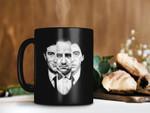 Black Mug Vintage Retro Mug Trilogy Godfather Mug Vito Corleone Mug Michael Corleone Mug Mario Puzo���s Mug Premium Sublime Ceramic Coffee Mug H99