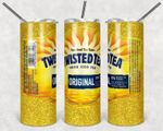 Twisted Tea 538 gift for lover Skinny Tumbler TL97