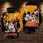 Mickey mouse halloween disney for man and women 3D all over printed shirt hoodie Y97