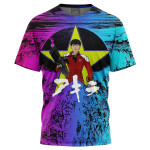 Neo Tokyo Explosion For Man And Women 3D T Shirt  All Over Printed G95