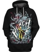 Saitama One Punch Man For Man And Women 3D All Over Printed Shirt Hoodie Y97