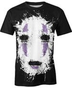 Ink No Face For Man And Women  3D T Shirt  All Over Printed Y97