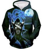 One piece swordsman roronoa zoro 3D All Over Printed Shirt Hoodie G95