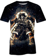 The Best Monkey D. Luffy One Piece Anime Manga For Man And Women  3D T Shirt  All Over Printed Y97
