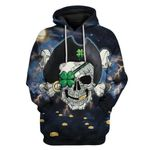 Pirate St Patrick's Day For Man And Women 3d All Over Printed Shirt Hoodie Y97