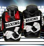 Boxing Sports For Men Women 3D Hoodie Zip Hoodie Y97