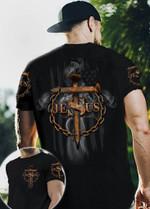 Jesus Is My Savior 3D All Over 3D Hoodie Sweatshirt Zip Hoodie T shirt VA95