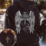 God Is Good 3D All Over 3D Hoodie Sweatshirt Zip Hoodie T shirt VA95