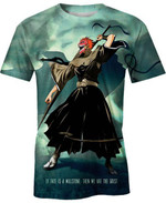 Spirit Warrior For Man And Women 3D T Shirt  All Over Printed G95