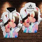 Cartoon Character Mickey Minnie Honey 3D All Over Printed Shirt Hoodie G95