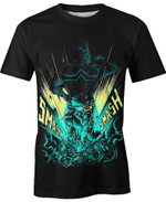 All Might Soul of Deku Anime Manga For Man And Women  3D T Shirt  All Over Printed Y97