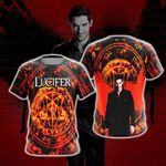 Lucifer new version 2 3D T Shirt  All Over Printed G95