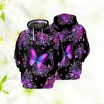 Memorial Day Beautiful Butterfly For Men And Women 3D Hoodie Zip Hoodie Y97