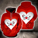 Snoopy  3D All Over Printed Shirt Hoodie DH