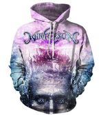 Wintersun Pullover Pink 3D All Over Printed Shirt Hoodie G95