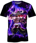Beasts Pirates One Piece Anime Manga For Man And Women  3D T Shirt  All Over Printed Y97