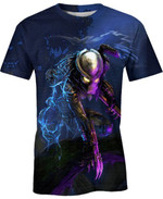 Predator Color For Man And Women 3D T Shirt  All Over Printed G95