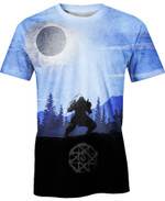 Alphonse Elric For Man And Women 3D T Shirt  All Over Printed Y97