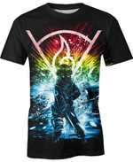 Hyuga Hinata Storm For Man And Women  3D T Shirt  All Over Printed Y97