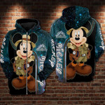 Mickey mouse movie disney 12 for man and women 3D all over printed zip hoodie Y97