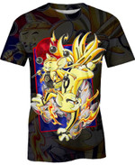 Tom and Jerry For Man And Women 3D T Shirt  All Over Printed G95