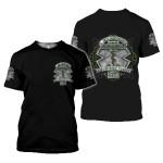 EMS Ireland's Best 3D Hoodie Sweatshirt Zip Hoodie T shirt G95