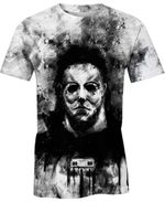 Michael Myers For Man And Women 3D T Shirt  All Over Printed G95