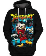 Zombie Mickey Disney For Man And Women 3D All Over Printed Shirt Hoodie Y97