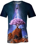Imaginary Trees For Man And Women 3D T Shirt  All Over Printed G95