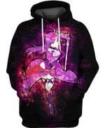 Konno Yuuki For Man And Women 3D All Over Printed Shirt Hoodie Y97