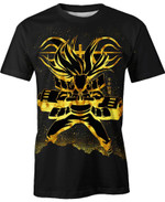 Golden Hashirama  Anime Manga For Man And Women  3D T Shirt  All Over Printed Y97