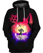 Yuna Final Fantasy 3D All Over Printed Shirt Hoodie Y97