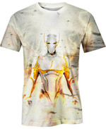 White Flash For Man And Women 3D T Shirt  All Over Printed G95